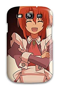 High Impact Dirt/shock Proof Case Cover For Galaxy S3 (hayate No Gotoku )