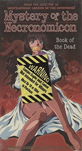 Mystery of the Necronomicon Book of the Dead