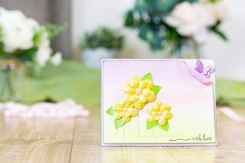Foam Flower Forming Kit Over 580 Pieces A Paper Wishes Exclusive!
