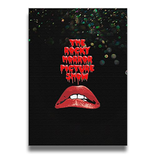 [Bekey The Rocky Horror Picture Show Lips Canvas Prints Artwork For Home Office Decorations Wall Decor For Living] (Outlaw Costume Ideas)