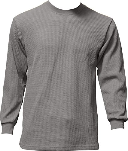 Cotton Heavyweight Thermal Shirt - 2