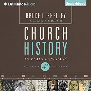 Church History in Plain Language Audiobook