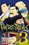 Hero Tales, tome 3 par Arakawa