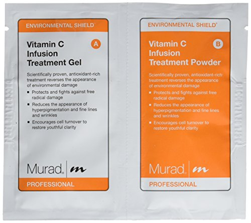 Murad Vitamin Infusion Treatment Count
