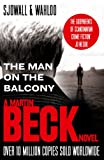 The Man on the Balcony by Maj Sjöwall front cover