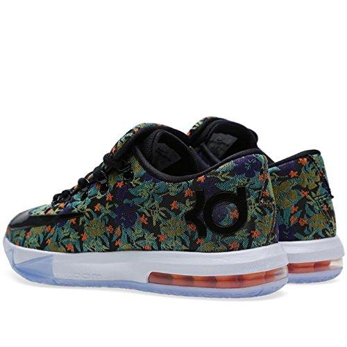 COLOR Men's Floral QS MULTI BLACK EXT KD FLORAL VI Nike STOZ81nqn