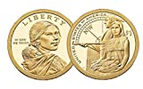 2014 P, D Native American (Sacagawea/Golden) Dollar 2 Coin Set Uncirculated