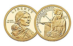 2014 Sacagawea Dollar P & D Set You won't find any of these at your local bank! The Mint has announced that it's distributing Sacagawea Dollars ONLY for collectors. Your coins will arrive Mint fresh! 2014-P (Philadelphia Mint) and 2014-D (Denver ...
