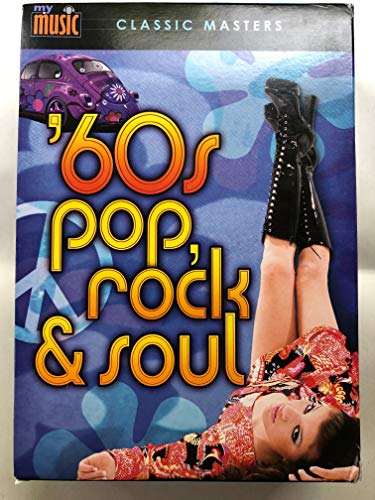 My Music 60s Pop Rock & Soul (7 DVD BOX SET)