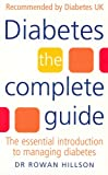 img - for Diabetes: The Complete Guide: The Essential Introduction to Managing Diabetes book / textbook / text book