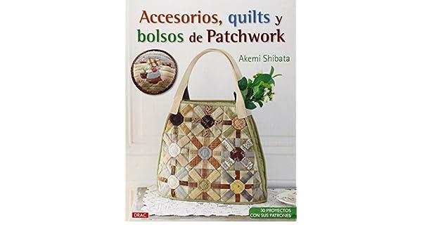 Accesorios, quilts y bolsos de patchwork: SHIBATA(744460 ...