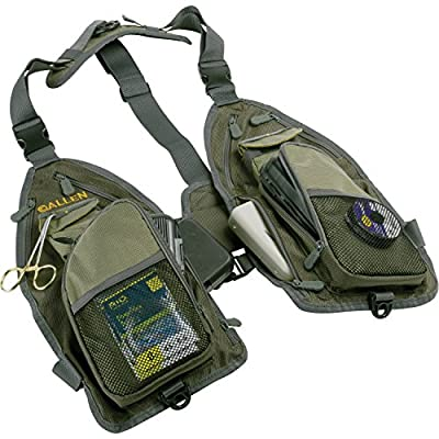 Ultra Light Fishing Vest, Gallatin by Allen