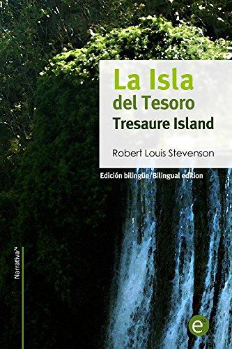 La isla del tesoro/Tresaure Island: Edición bilingüe/Bilingual edition (Biblioteca Clásicos