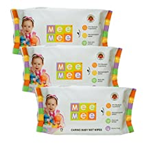 Upto 20% off on Baby wipes