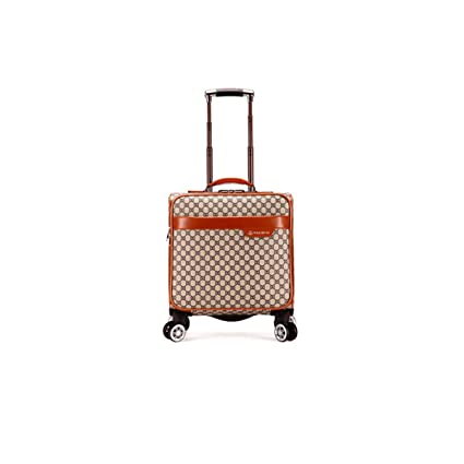 18e12b8db5ab Amazon.com: Haoyushangmao Wheeled Laptop Briefcase, Business Office ...