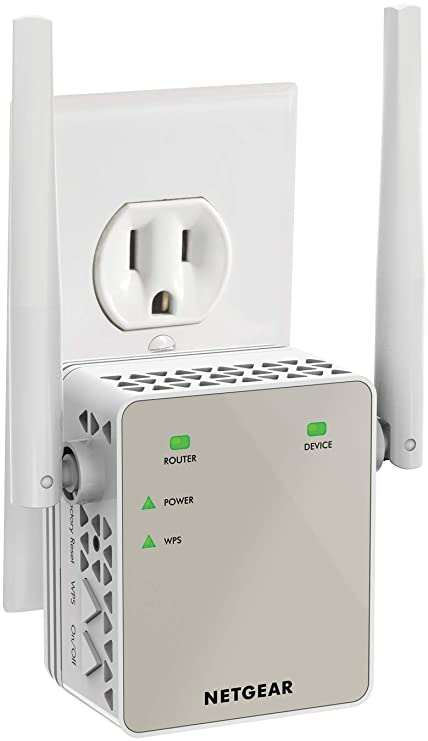 Best Wifi Range Extender 2020 Amazon.com: NETGEAR Wi Fi Range Extender EX6120   Coverage up to