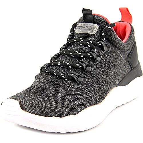 Coolway Womens Drake Fashion Platform Sneaker Wedges Blk p2PhtIg