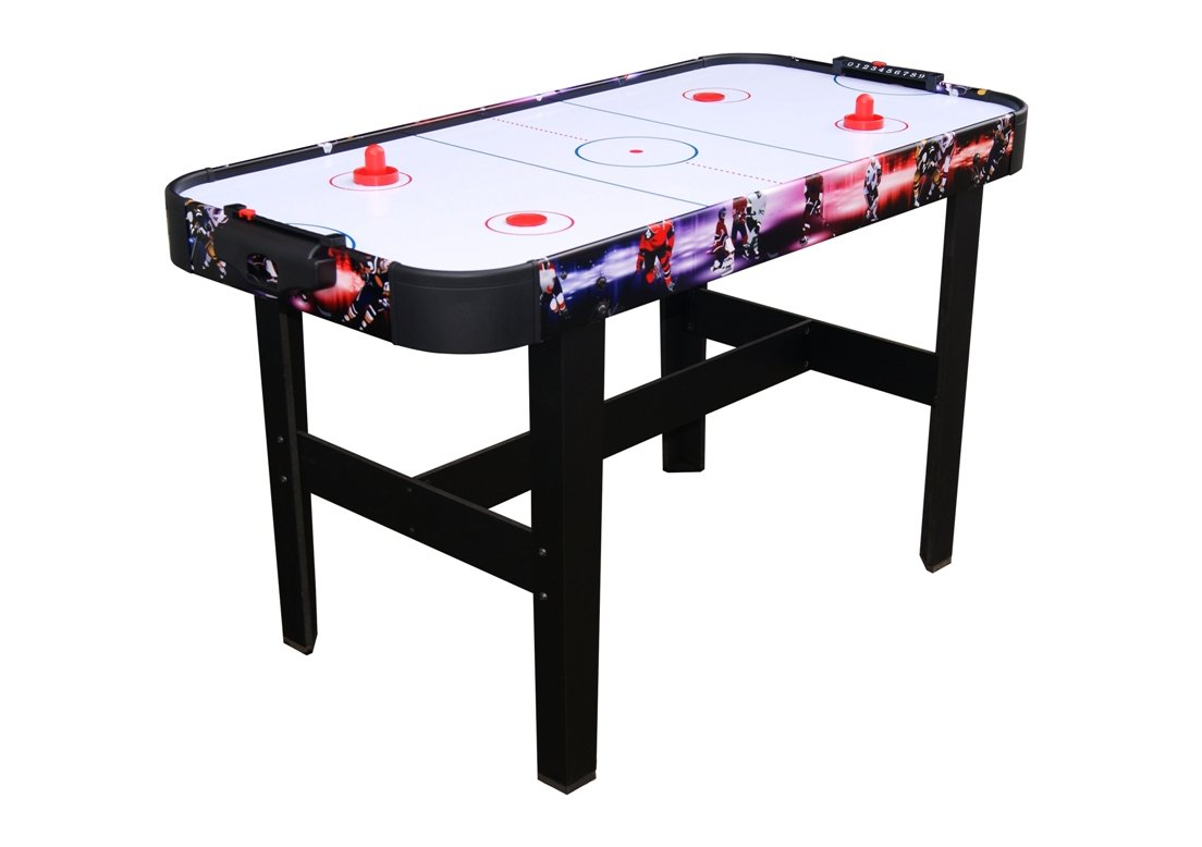 Tired of playing by the rules? Your table, your rules - The 48'' Air Hockey Table
