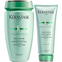 Kérastase Volumifique Bain & Gelée Cream (Shampoo & Conditioner) Duo