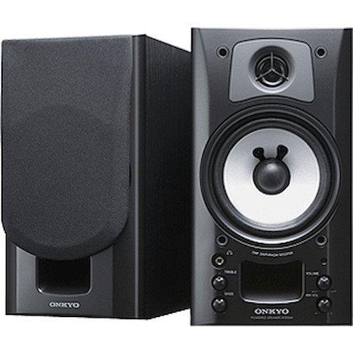ONKYO WAVIO powered speaker system black black GX-70HD2 (B) by WAVIO