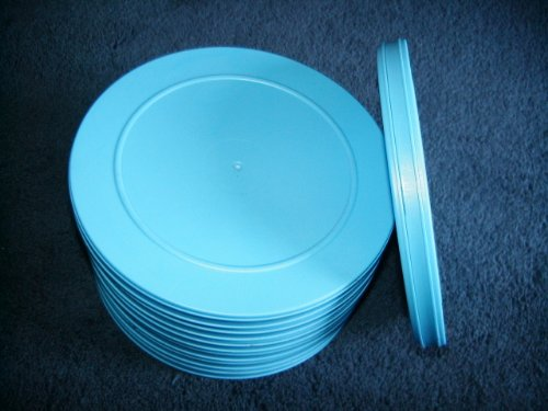 (8mm or Super 8mm Movie Film Storage Can - 400 Ft.)