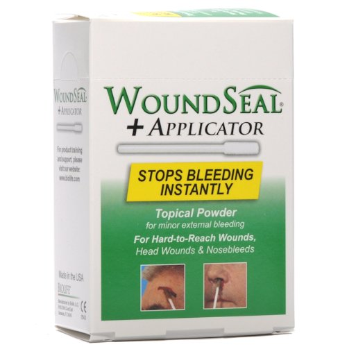 Qr Wound Seal Hard to Reach Powder 2 Applications