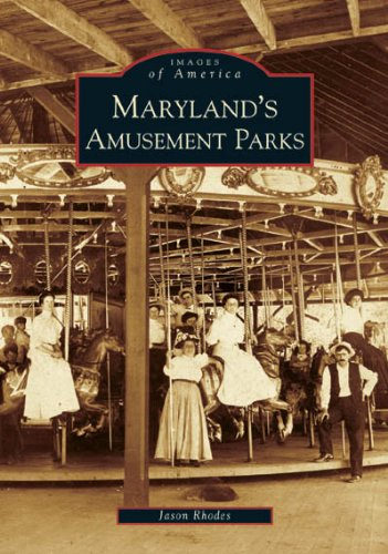 Maryland's  Amusement  Parks    (MD)  (Images  of  - Ocean In Beach Md City Stores