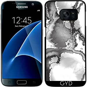 Funda para Samsung Galaxy S7 - Fractal B & W by More colors in life