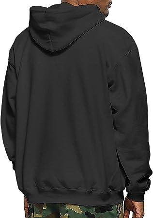 Rafa Rafael Nadal Men's Long Sleeve Pullover Hoodie Sweatshirt Kangaroo Pocket Hoodies