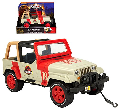 Jurassic World Jeep Wrangler 8