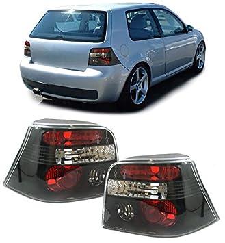 Carparts-Online 12987 Klarglas Celis R/ückleuchten rot schwarz