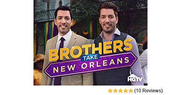 Amazoncom Watch Brothers Take New Orleans Season 1 Prime Video