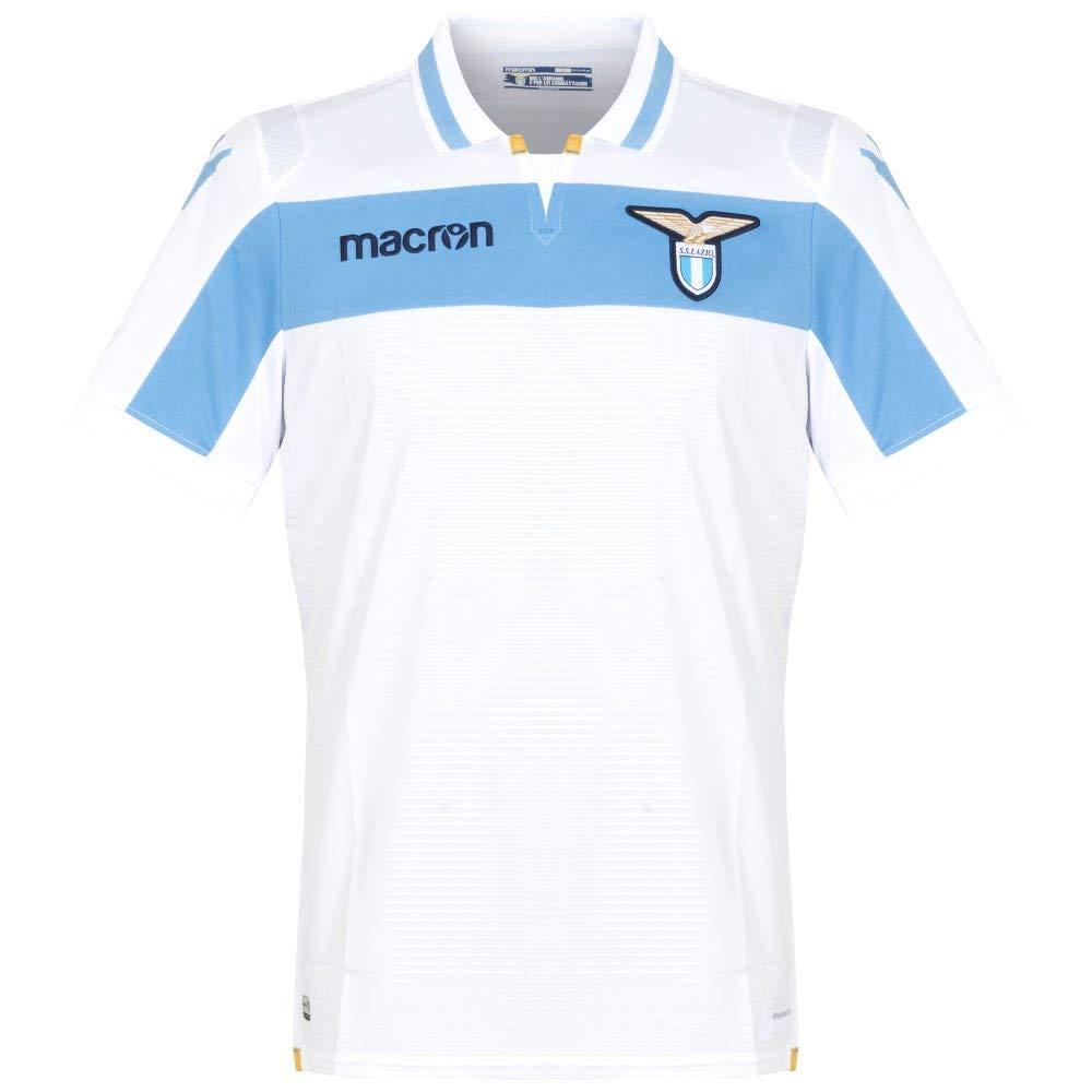 Macron Away Jersey Weiß 18 19 Lazio