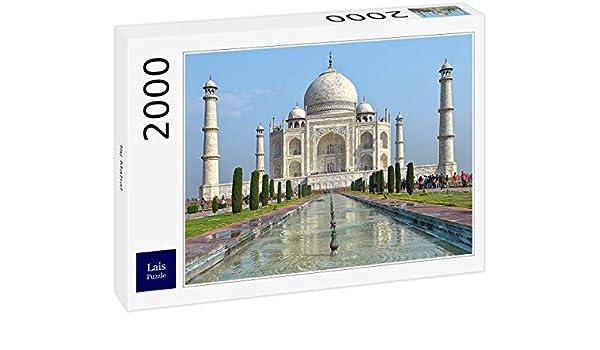 Lais Puzzle El Taj Mahal 2000 Piezas: Amazon.es: Juguetes y juegos