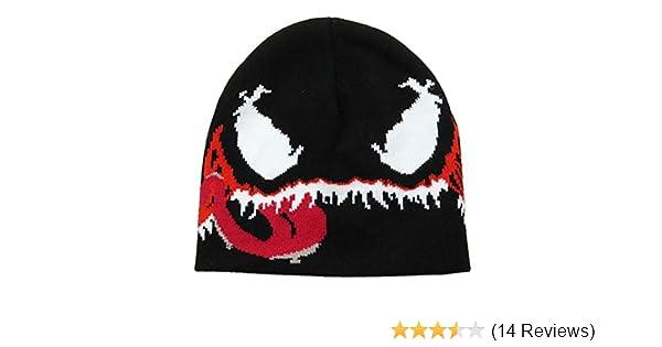 be7bd207fa9 Amazon.com  Elope Marvel Venom Beanie  Toys   Games