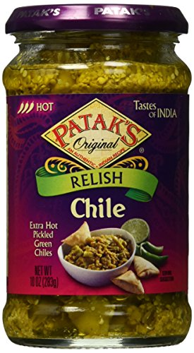 Patak's Pickle, Mixed, 10 Ounce
