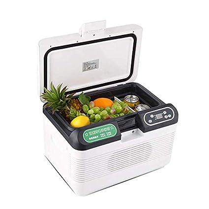Compresor Refrigerador de Viaje Coche portátil 12l Doble núcleo ...