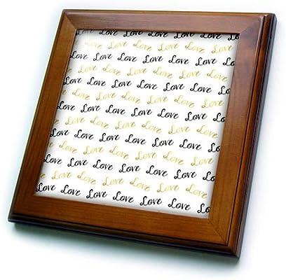 a5060a7f3b60 Amazon.com: 3dRose Anne Marie Baugh - Patterns - Cute Faux Gold and ...