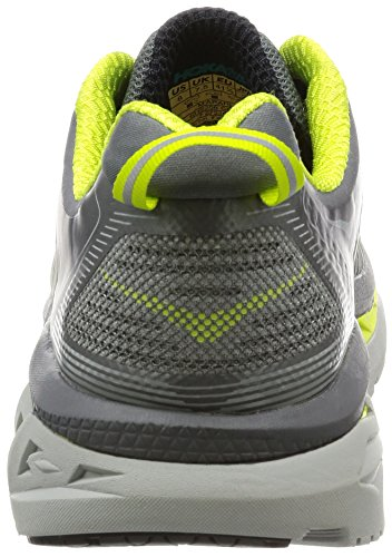 Hoka arahi – Cool Gray/acid/Black