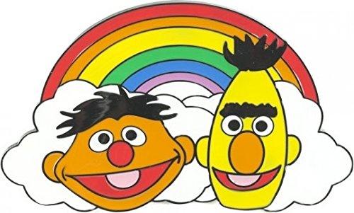 Sesame Street - Bert & Ernie Belt Buckle