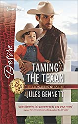 Taming the Texan (Billionaires and Babies)