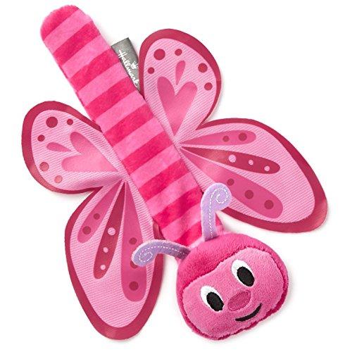 - Hallmark Snappums Bea Butterfly Stuffed Animal Slap Bracelet Plush Toys