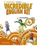 Incredible English Kit 4: Activity Book 3rd Edition (Incredible English Kit Third Edition) - 9780194443708