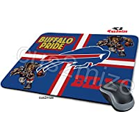 Buffalo Bills Mouse Pad Mousepad, Sold By Cus2mize 0723736676232