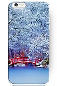 NEW Case For Samsung Galaxy S3 I9300 Fashion Design Winter Bridge Hard Cases