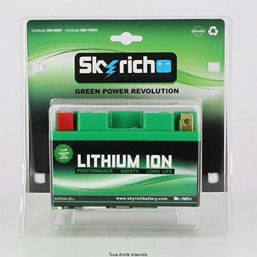 Skyrich Motorrad Batterie Lithium Ytz10s Bs 12v 4ah Hjz10 Auto