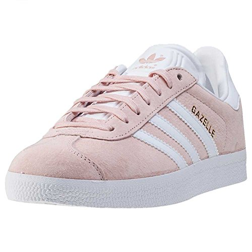 adidas Gazelle Unisex Trainers Blush Pink - 8 UK - Gazelle Trainers