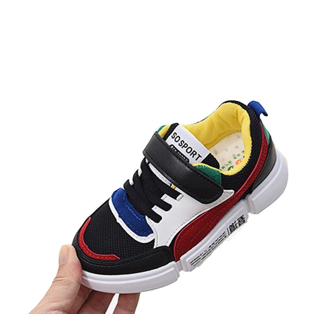 Man's/Woman's T-JULY Boy's Girl's Sneakers Running Sports(Toddler/Little Shoes Strap Lightweight Breathable Slip Resistant Sports(Toddler/Little Running Kid/Big Kid) Moderate price Elegant style Excellent function HH23507 003c71