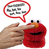 Sesame Street Baby Tickle Me Elmo Slippers with