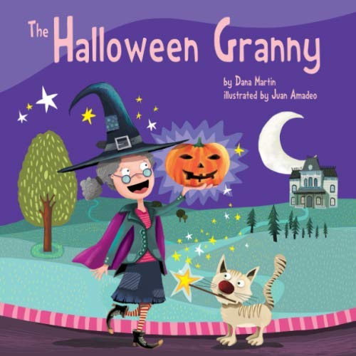 Halloween Book Read Aloud (The Halloween Granny)